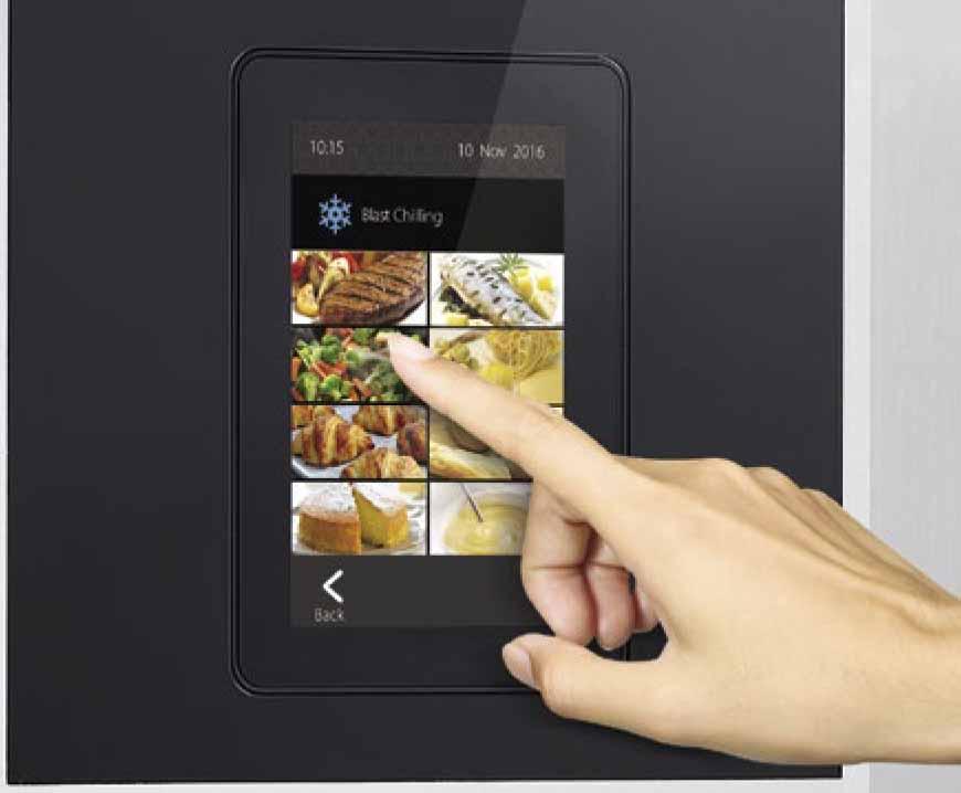 pantalla tactil neo de lainox