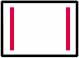 posición de la barra de sellado de la envasadora Isensor L doble sellado